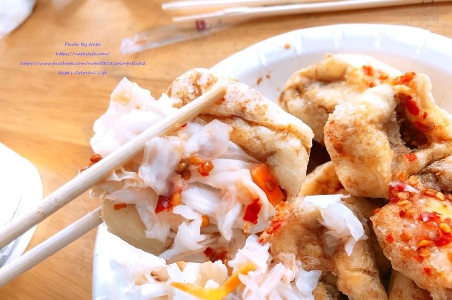 【美食♔台南鹽水區臭豆腐】昆伯臭豆腐。庶民小吃!有50年歷史老店,來鹽水必吃的臭豆腐