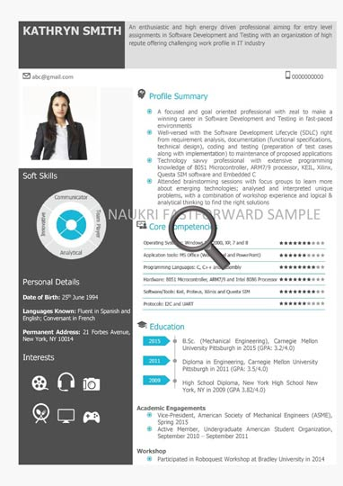 19 Sample Resume Of Editor 26 Best Graphic Design Resume