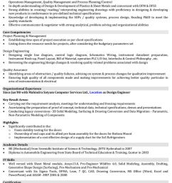 download automobile resume samples [ 747 x 1065 Pixel ]