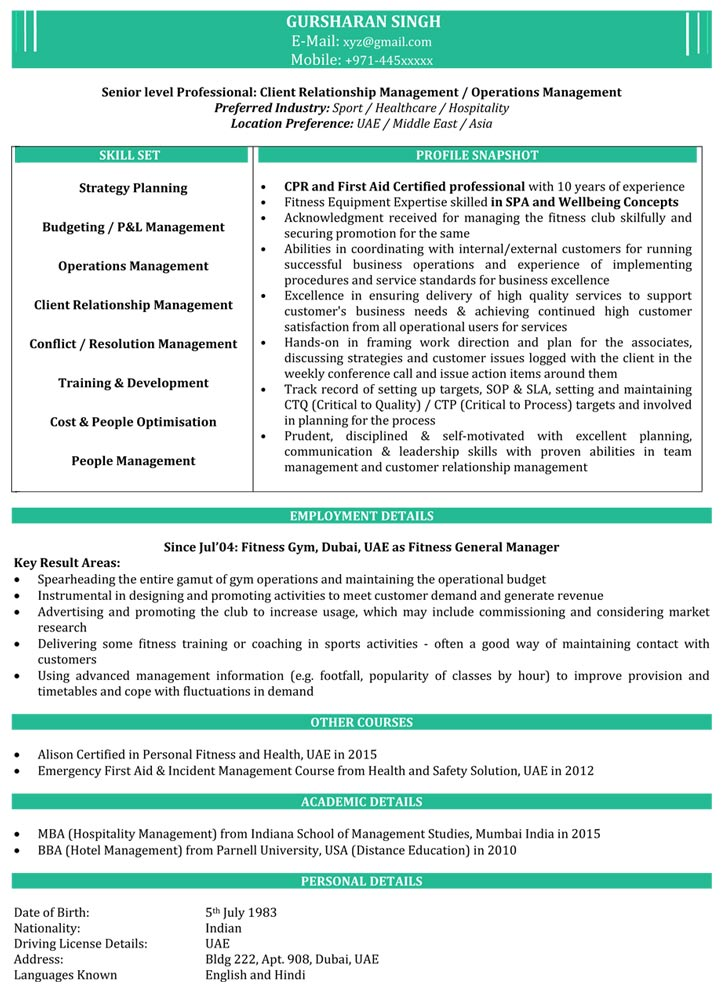 Mba Resume Mba Resume Template 11 Free Samples Examples Format