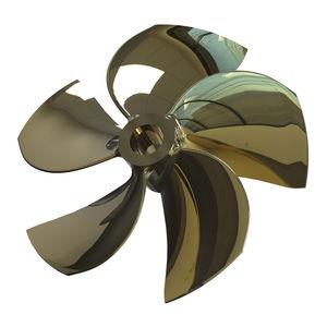 游艇螺旋槳 - Poseidon Propulsion BV - 船舶 / 固定螺距 / 軸驅動