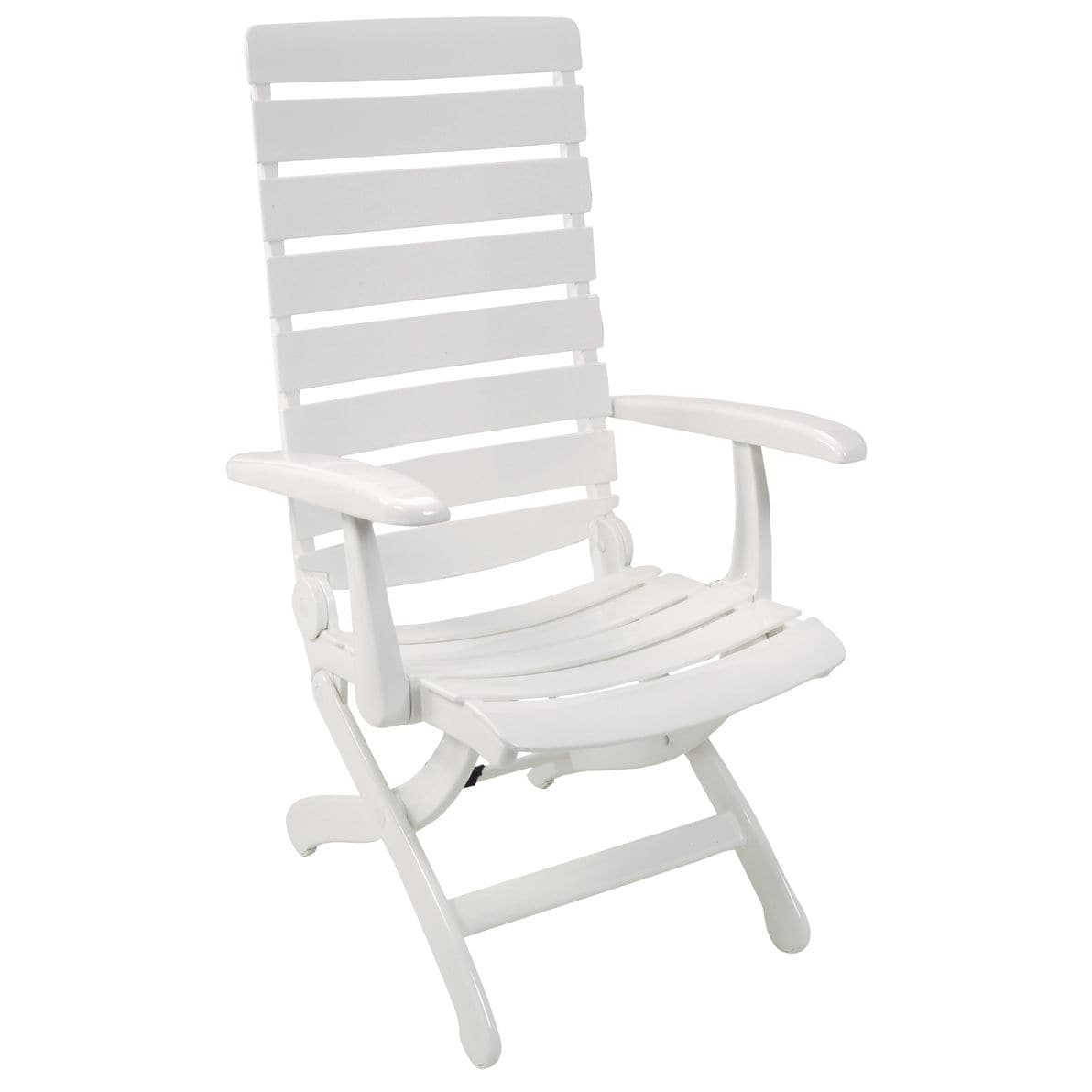 boat chairs folding deck patio dining table and cover standard chair tad 584 pompanette