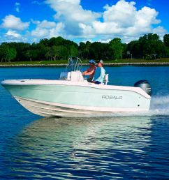outboard center console boat center console open sport fishing r180 [ 999 x 999 Pixel ]