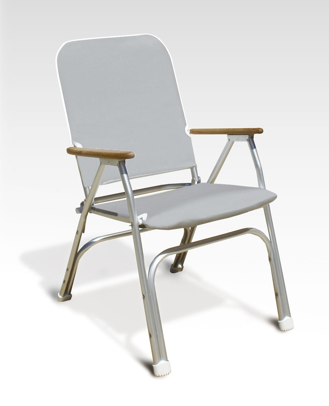 folding chairs for boats tranquil ease lift chair parts standard boat yachts with armrests v100g