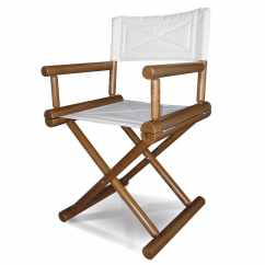 Folding Wooden Chairs Allen And Roth Patio Chair Cushions Boat Director S Round 1002dct E