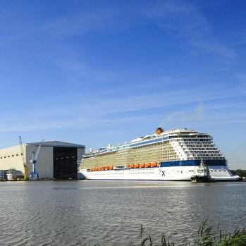 Afbeeldingsresultaat voor Celebrity Reflection Meyer Werft