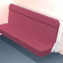 Wall Sofa Simples Ship Bed 3 Seater Mounted Sba Interior