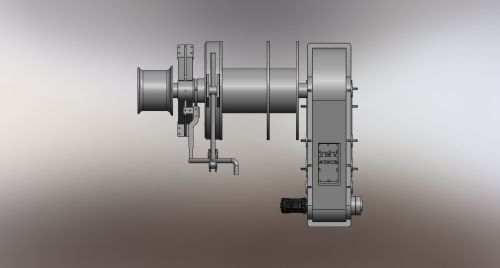 small resolution of mooring winch for ships hydraulic drive electric drive
