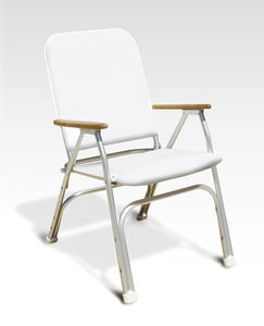 folding chairs for boats your zone flip chair mint standard boat yachts with armrests v100nb