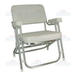 Folding Chairs For Boats Fire Pit With Standard Boat Chair 1080121 Springfield Marine Aluminum