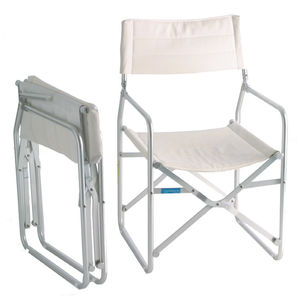 folding chairs for boats office yorkshire director s chair all boating and marine industry boat aluminum