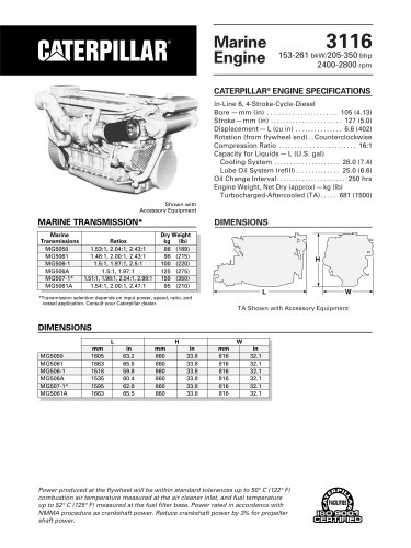 Bestseller: C22 Caterpillar Engine Specs