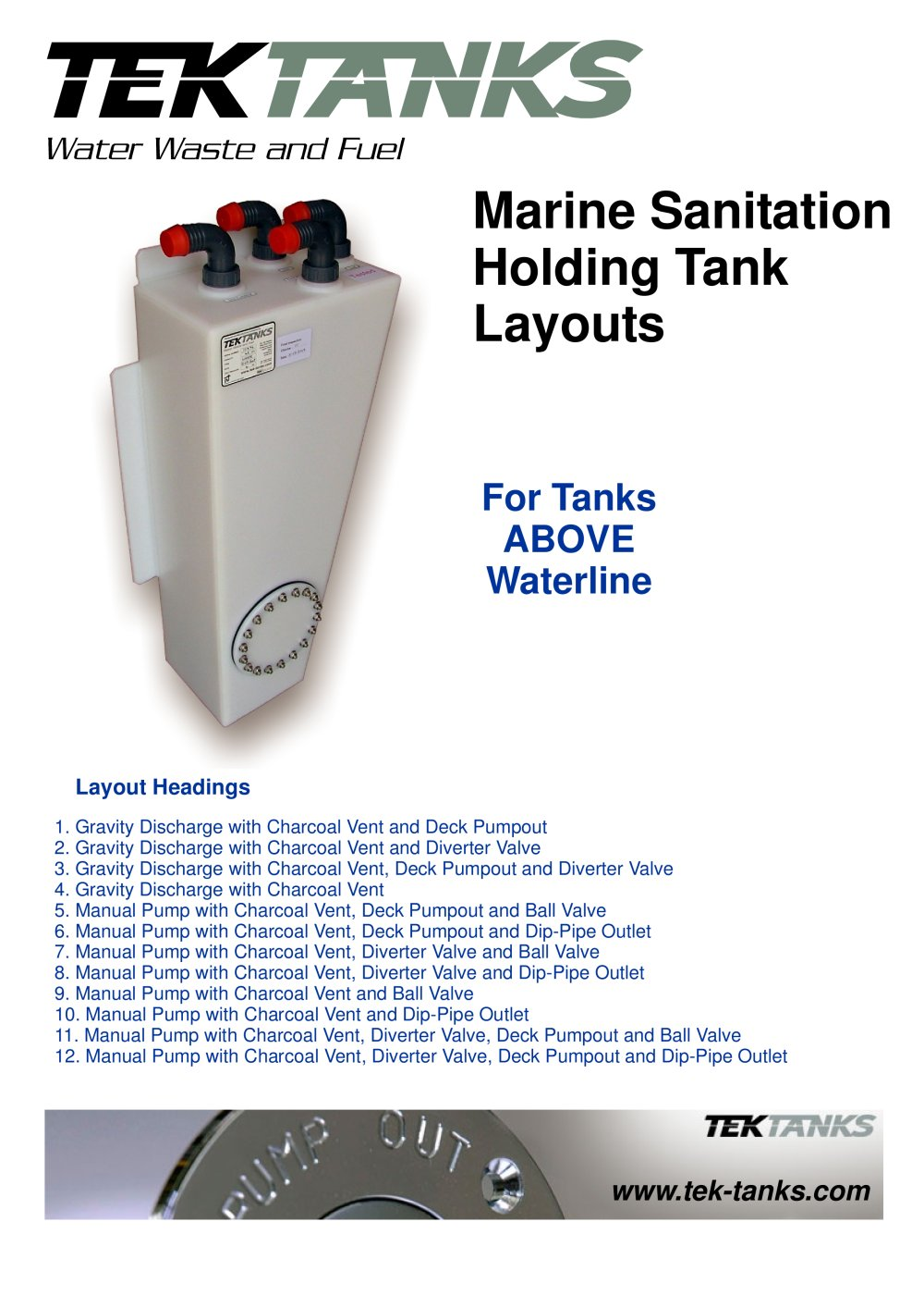 medium resolution of tank above waterline layouts 1 9 pages