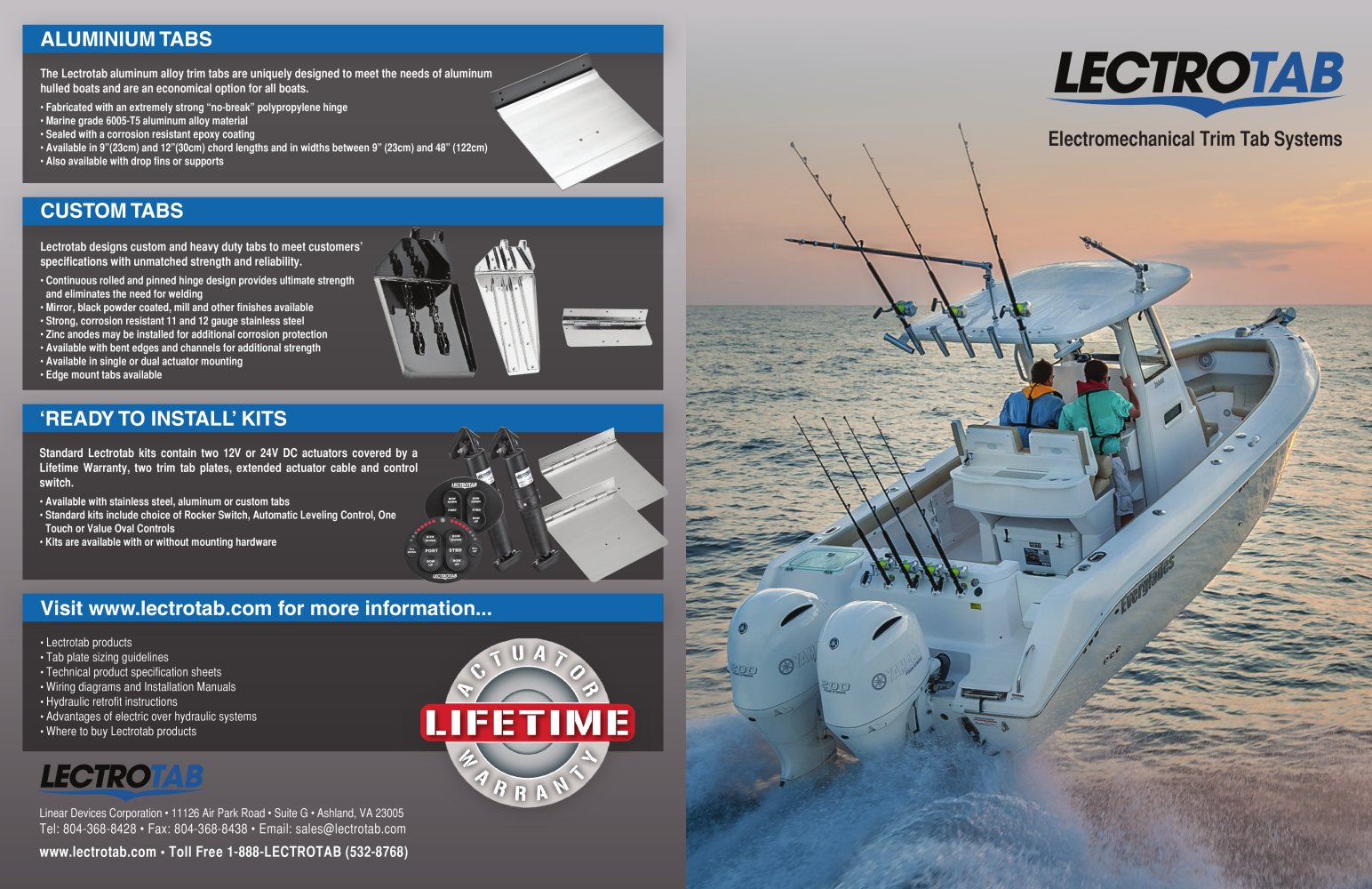 hight resolution of lectrotab brochure 2014 2 pages