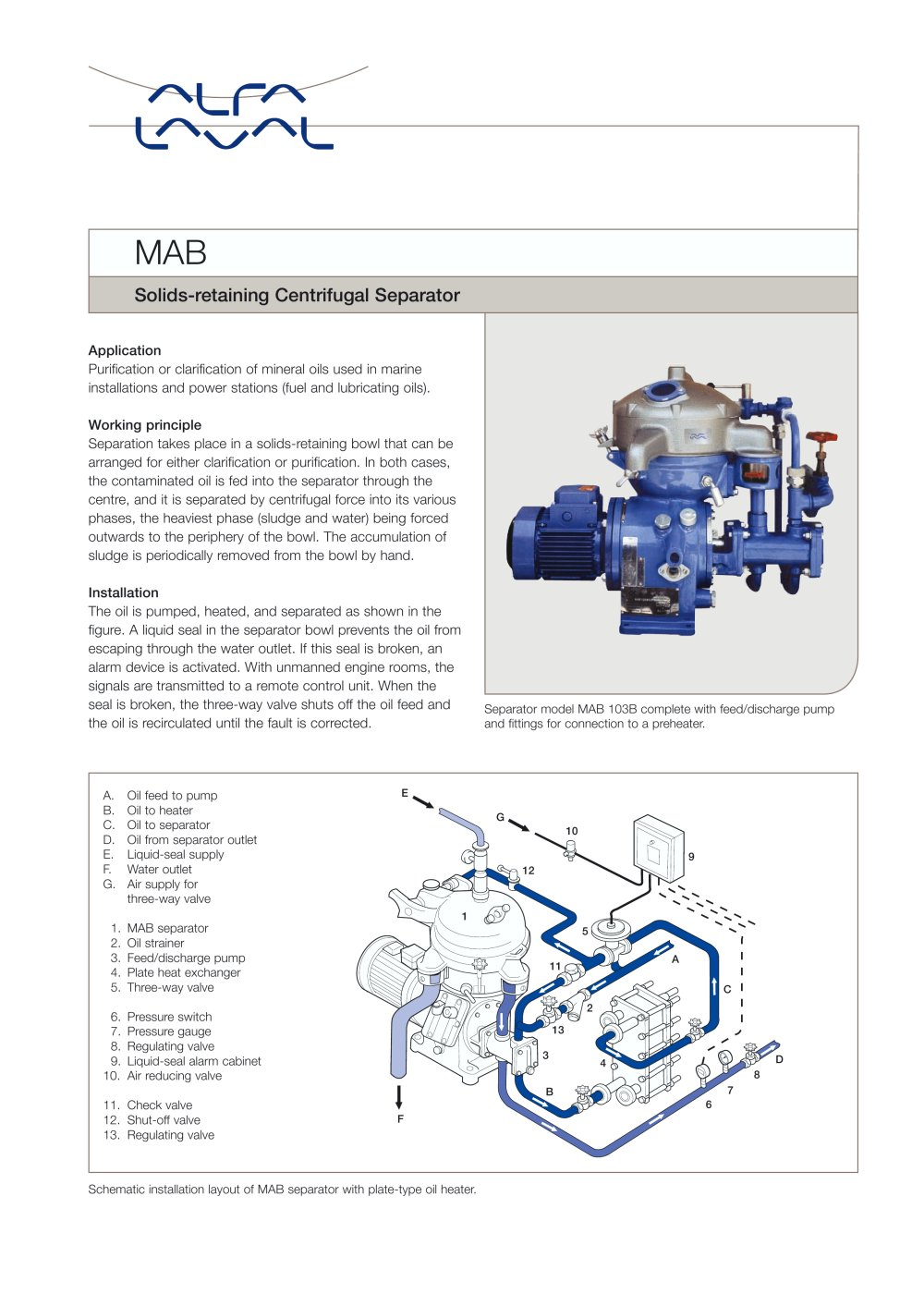 hight resolution of mab solids retaining centrifugal separator 1 2 pages