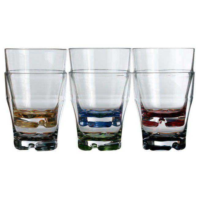 verre en polycarbonate party marine