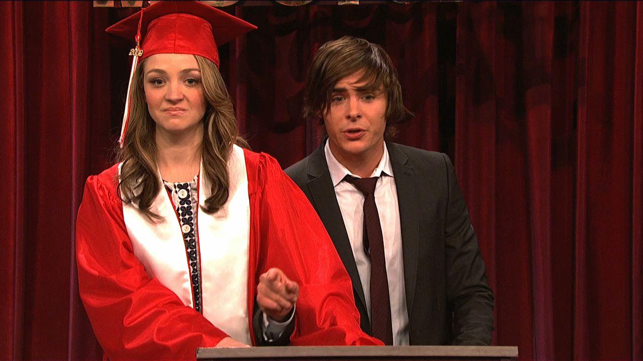 Watch Saturday Night Live Highlight: High School Musical 4 - NBC.com