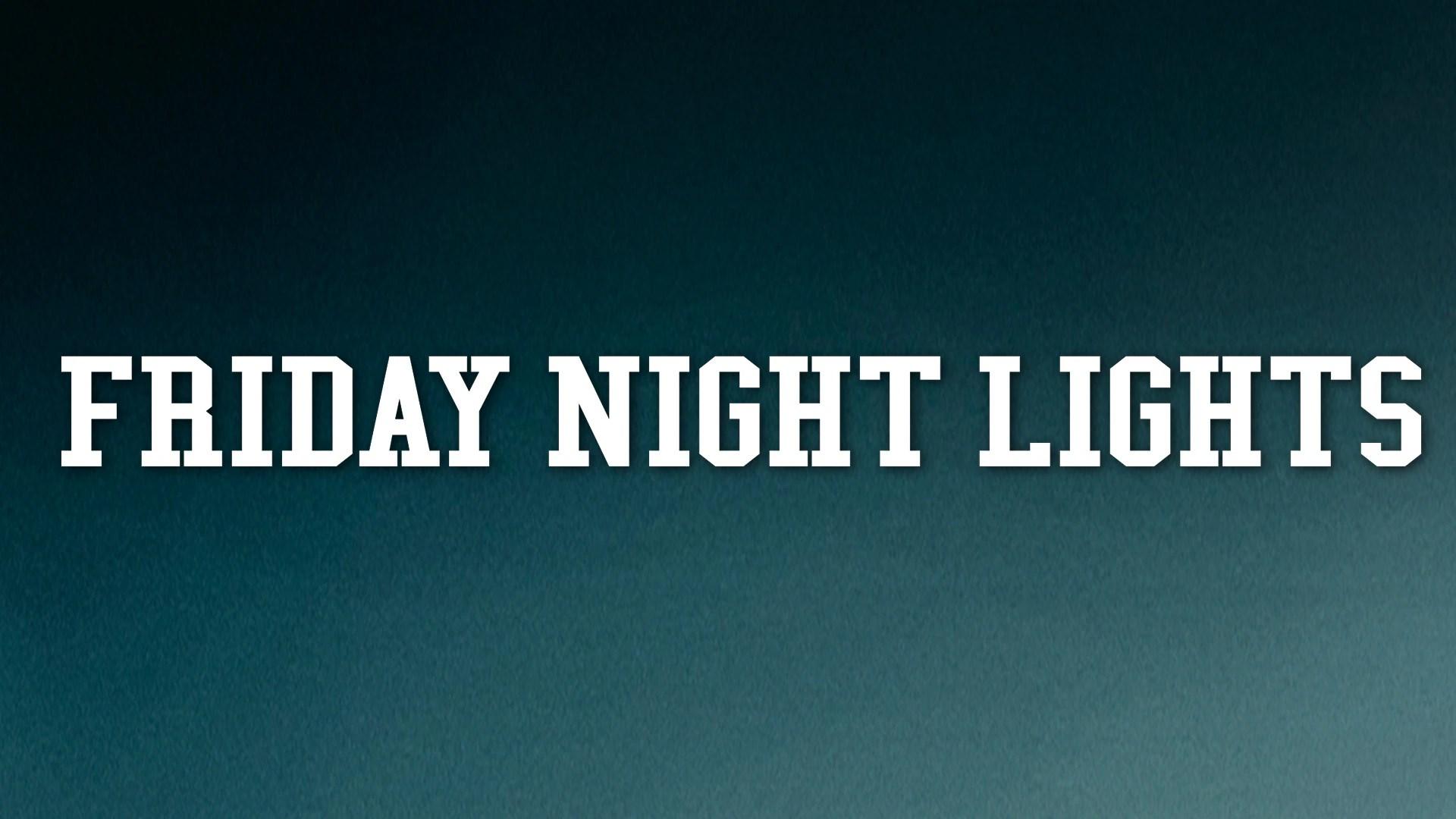 Friday Night Lights Git Er Done