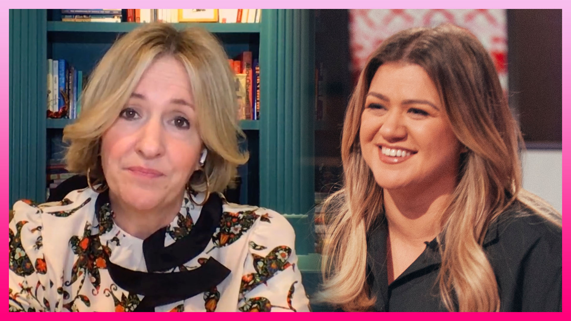 Watch The Kelly Clarkson Show Highlight Brene Brown Helps