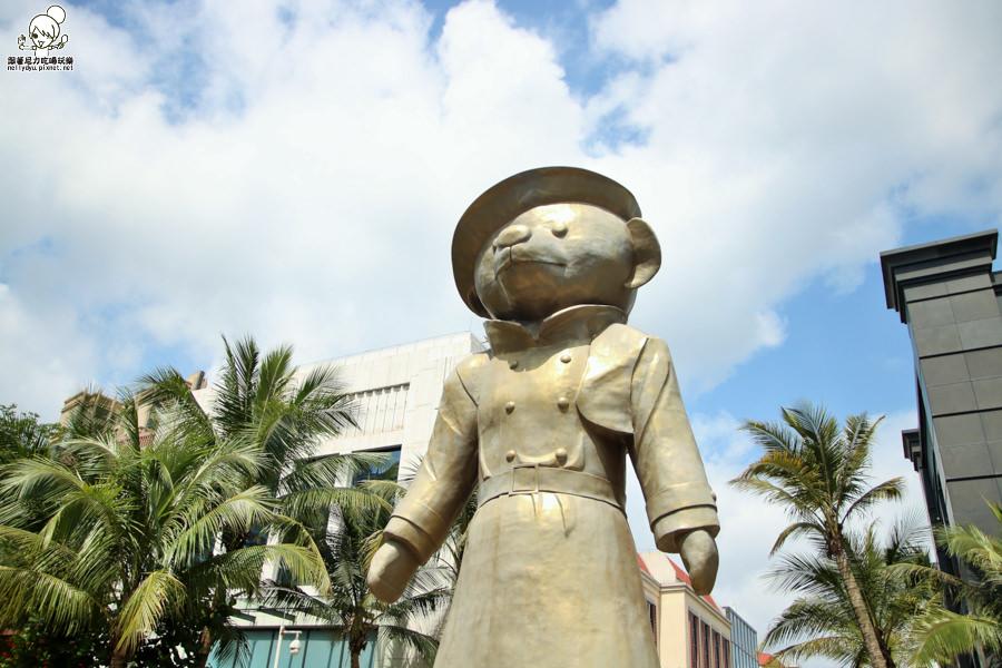 海南島旅遊-海口觀瀾湖 泰迪熊環遊世界 X 一帶一路與泰迪熊旅遊去