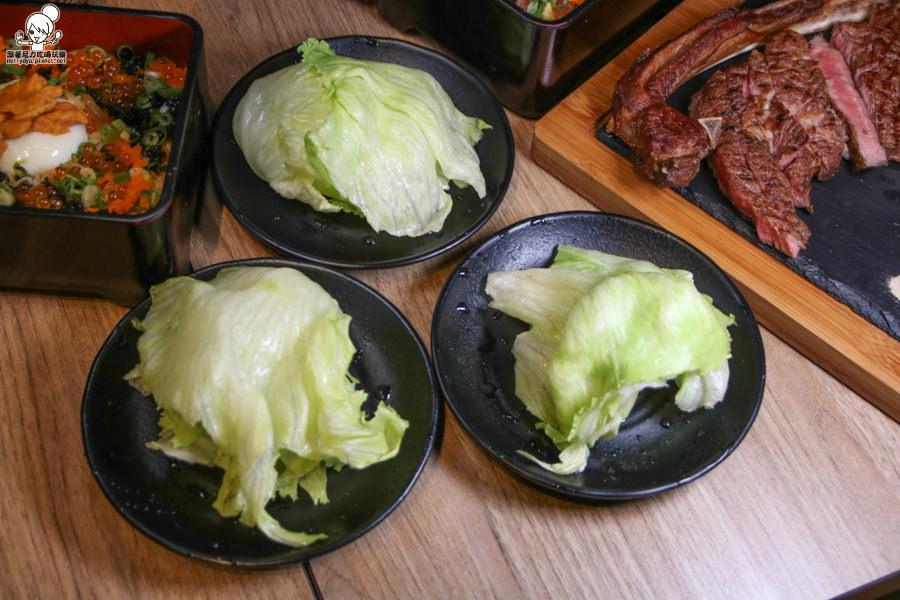 夢時代 美食街 燒肉 炙燒 烤肉 大丼燒