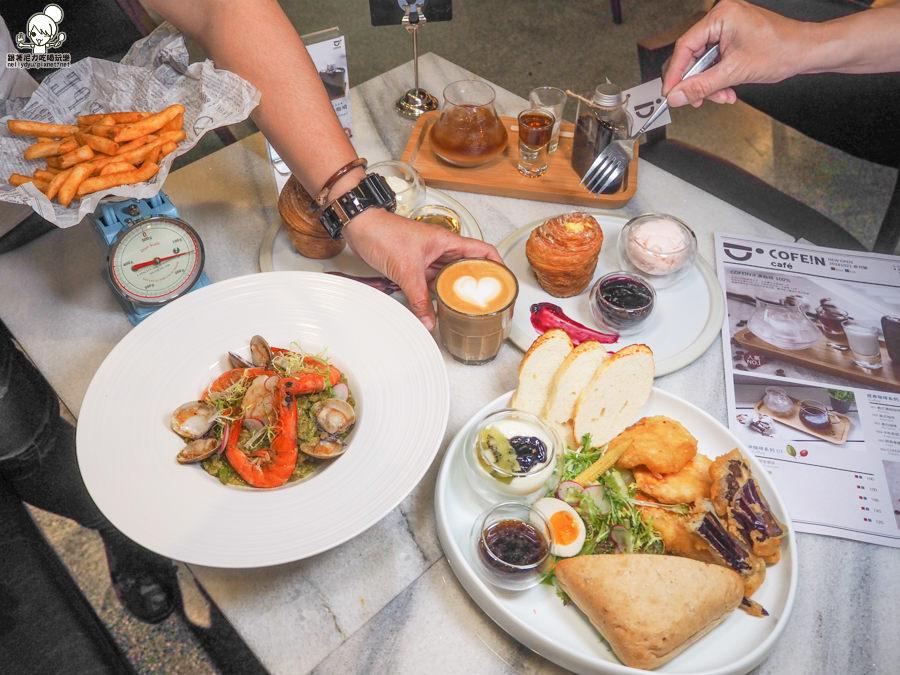 新咖啡品牌 COFEIN CAFE ,世界冠軍麵包大師 王鵬傑 大師親自打造獨家可芬漿漿麵包、獨特澳洲咖啡 X 全台唯一五星級日式下午茶