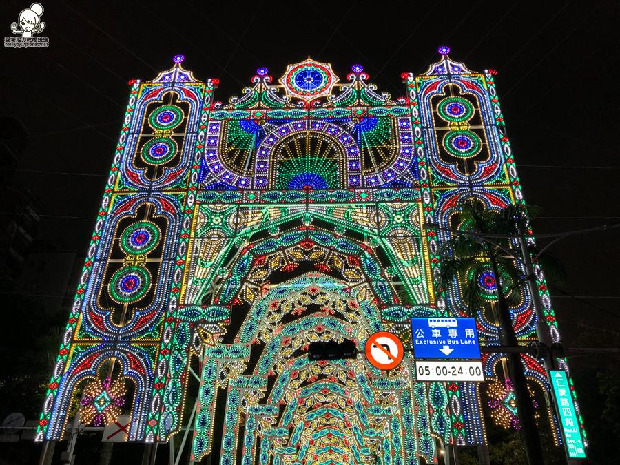 義大利「Luminarie」絕美光廊迎新春,台北縣定展出 長達300公公尺的絢麗長廊