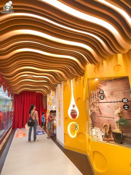 免費 親子旅遊 台中觀光工廠 伊莎貝爾 餅乾 麵包 DIY