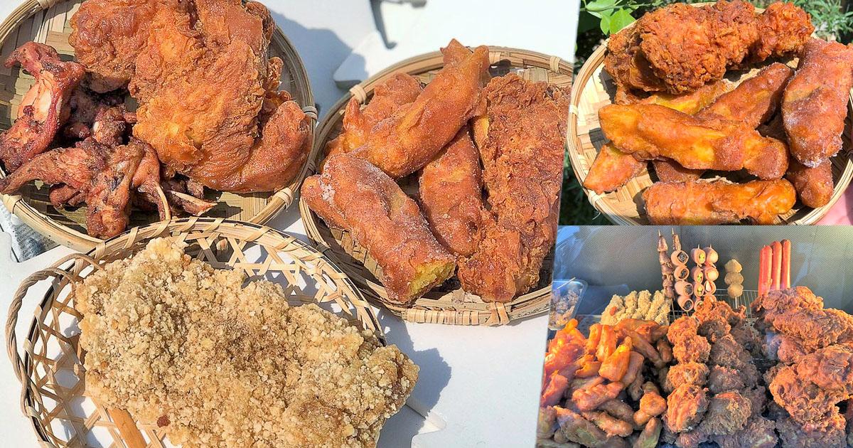 三民美食必吃超酥脆多汁的城雞脆皮炸雞,爆棚推薦午餐.下午茶點心