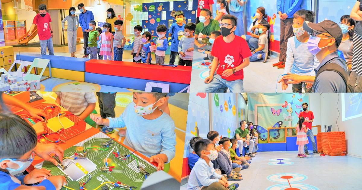 高雄獨家益智互動 玩屋Wawoo兒童創意空間,啟發大腦.手腳並用.互助合作之親子玩樂天地