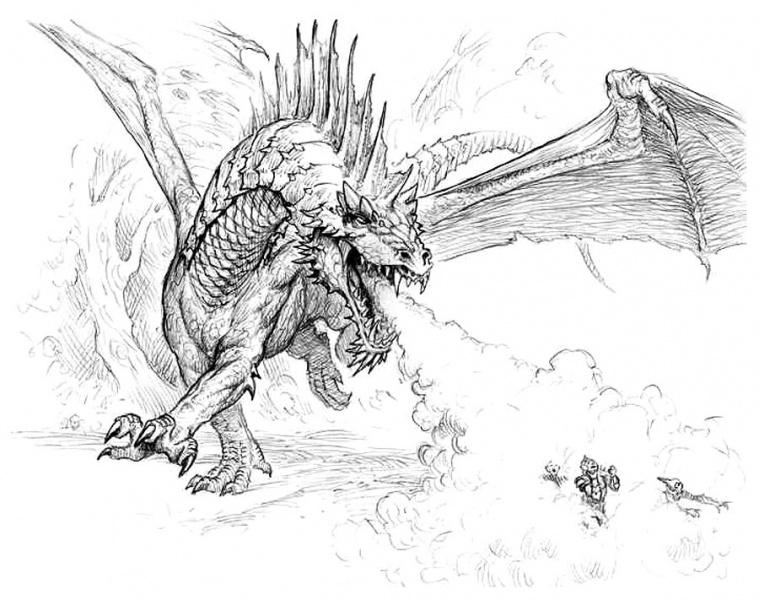 Neverwinter Nights Concept Art