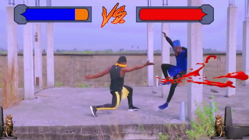 Comedy Video,Xploit comedy-Mortal kombat[African version] 1