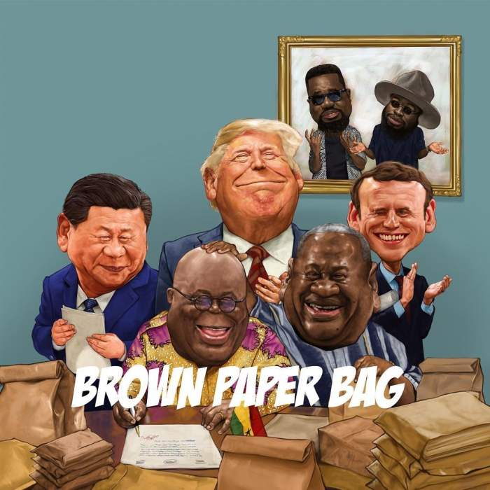 Music: Sarkodie - Brown Paper Bag (feat. M.anifest)