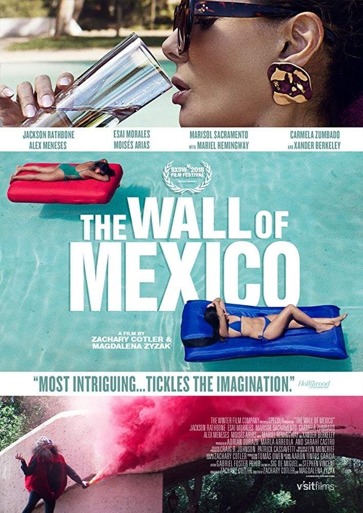 The Wall of Mexico (2019)