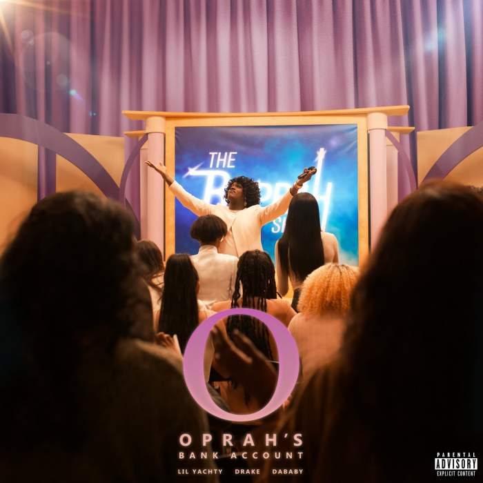 Download Music: Lil Yachty & DaBaby feat. Drake – Oprah's Bank Account