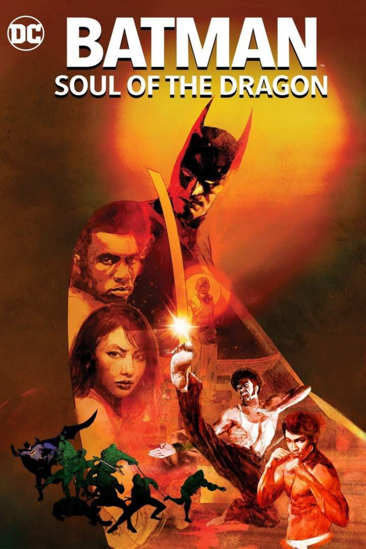 Movie: Batman: Soul of the Dragon (2021)