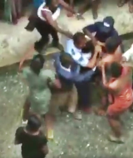 Fight In Unilag Hostel 2
