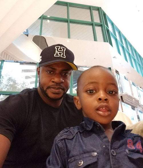 Actor Odunlade Adekola Son 3