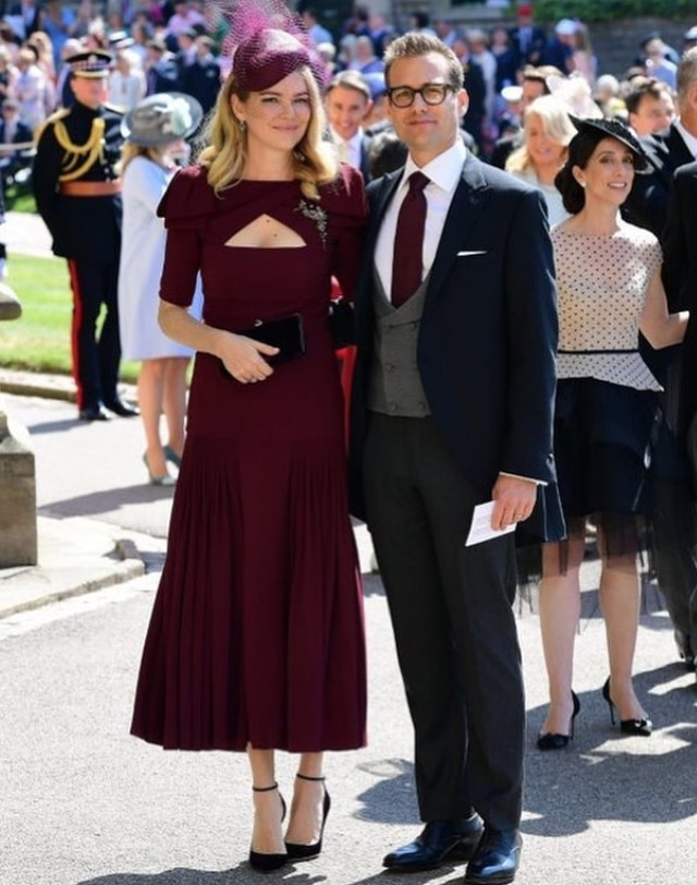 Gabriel Macht and his wife Jacinda Barrett (Instagram/ @pulsenigeria247)