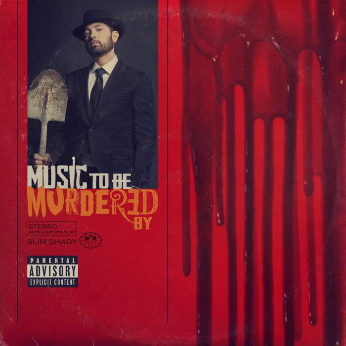 Album: Eminem – Music To Be Murdered By
