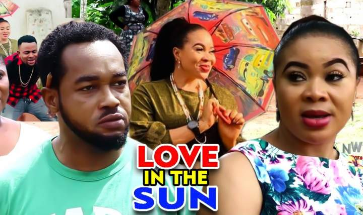 Love In The Sun (2021)