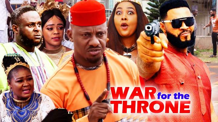 Movie: War for the Throne (2021) (Parts 1 - 8)