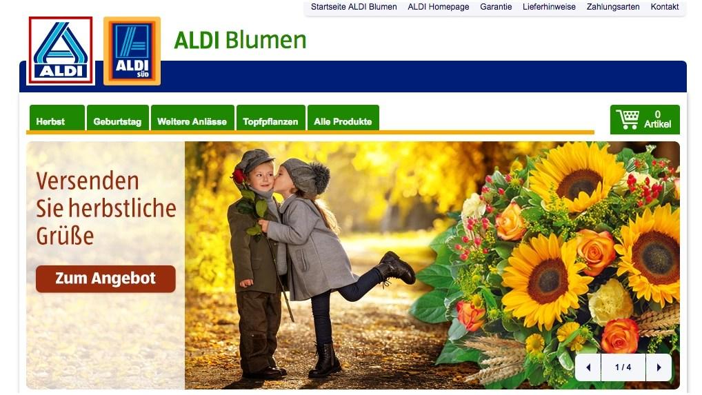 Aldi Blumen im Test So gut kommen Gre vom Discounter an
