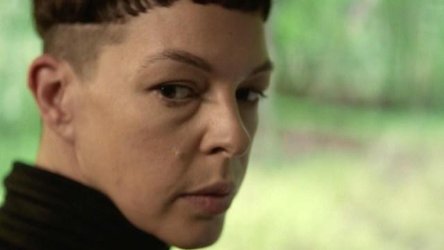 The Walking Dead - World Beyond: Jadis (Pollyanna McIntosh) tritt in Staffel 2 als CRM-Soldatin auf