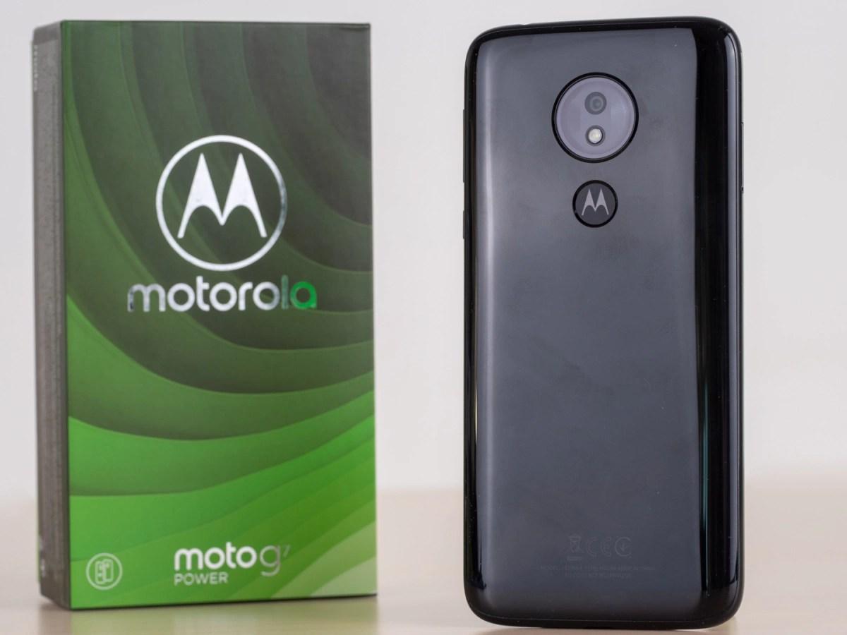 moto g7 g7 power und g7 play android