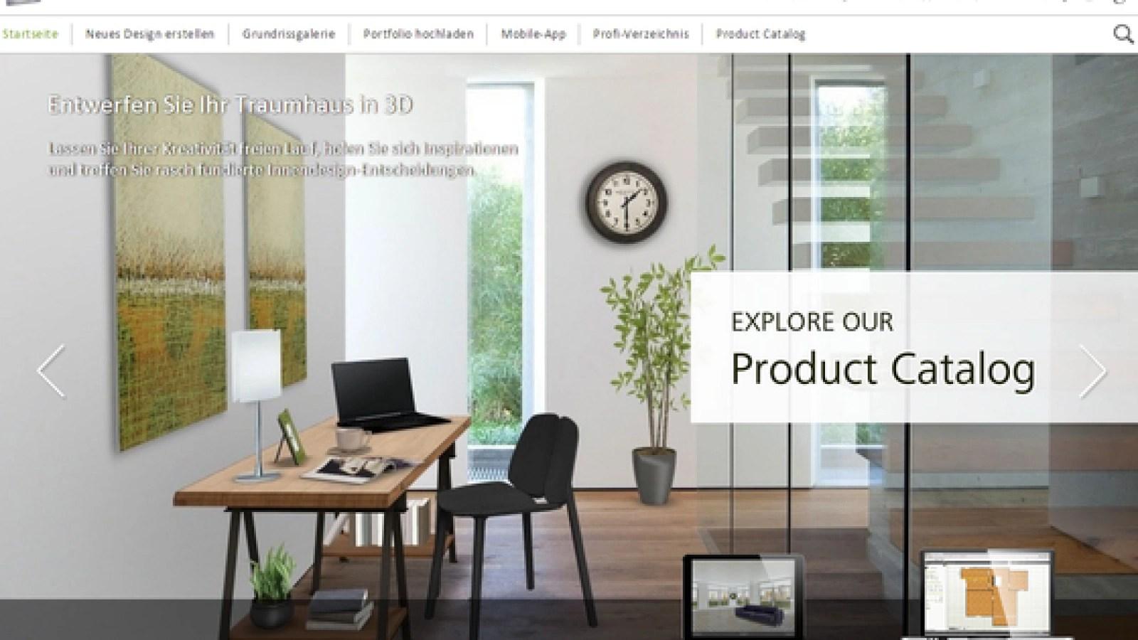 raumgestaltung planungsprogramm k chenplaner software vergleich test 2018 top 6 im vergleich. Black Bedroom Furniture Sets. Home Design Ideas