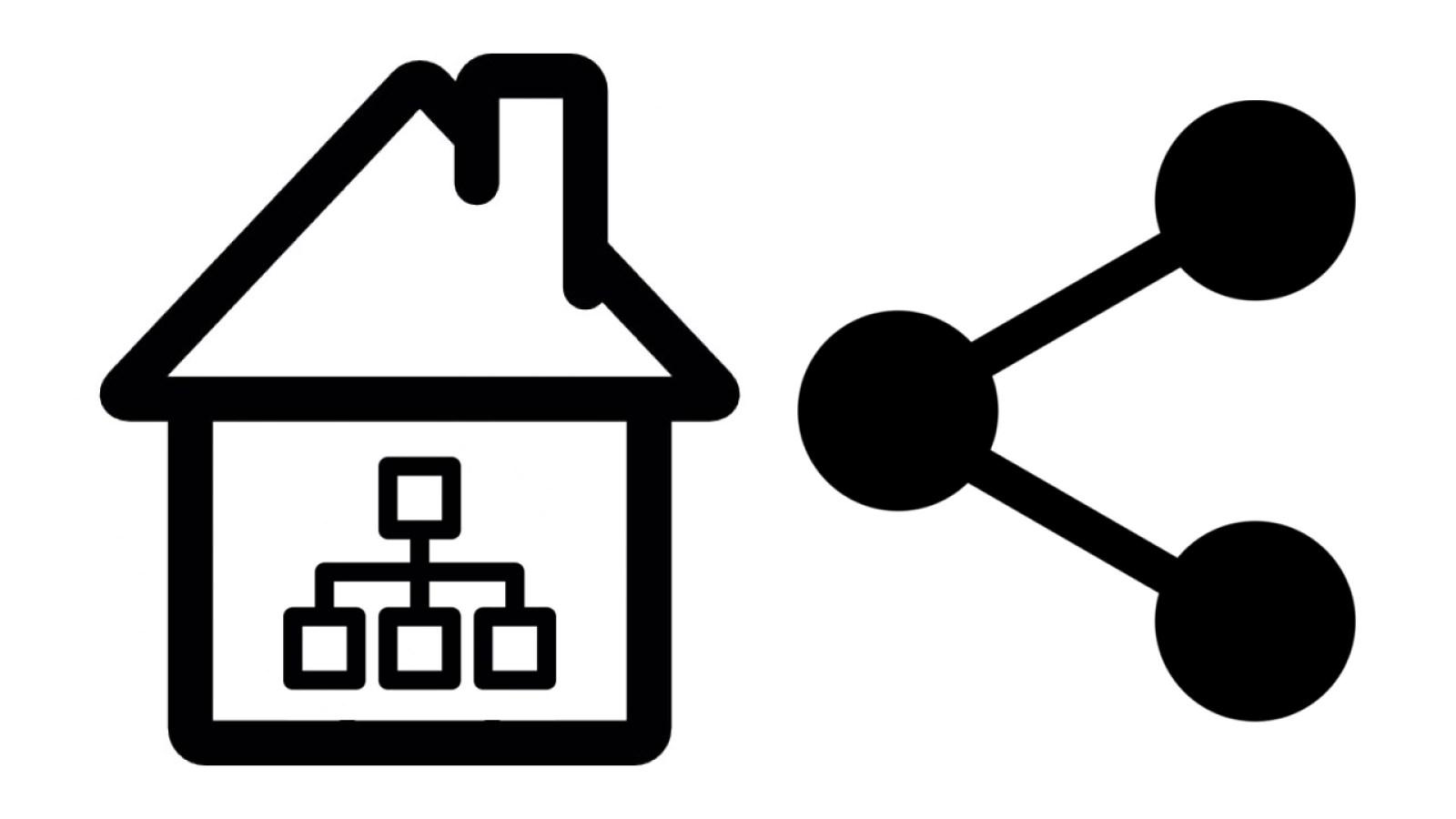 Windows 10 Heimnetzwerk Dateien Und Ordner In Der