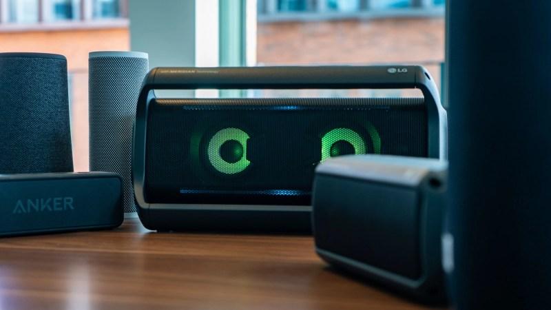 Strucny Zpusobilost Platek Bluetooth Speakers Test Stephenkarr Com