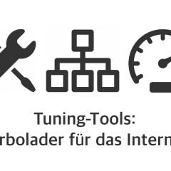 Internet beschleunigen: Internet optimieren und schneller