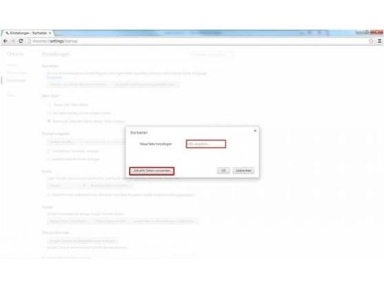 Web-Browser: So legen Sie die Startseite von Firefox, IE